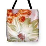 Chrysanthemum Creativity Tote Bag