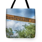 Chuckwagon Cookoff Tote Bag