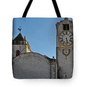 Church Of Saint Mary In Tavira. Portugal Tote Bag