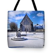 Church Of The Assumption, Mooncoin  Tote Bag