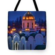 Church Of The Nativity Tote Bag