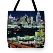 Cinci The Queen City Tote Bag