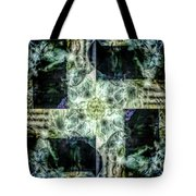 Circling Around Center Tote Bag