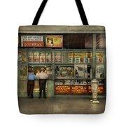 City - Oklahoma Ok - A Magazine For The Ride Home 1939 Tote Bag