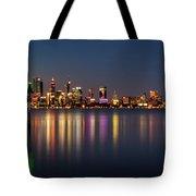 City Reflections  Tote Bag