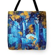 City Streets Cle Tote Bag