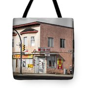 Cj Grocery Tote Bag by Juan Contreras