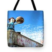 Clam Bar Theme Park Coney Island  Tote Bag