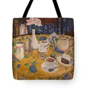 Clarinda's Tea Shoppe Tote Bag