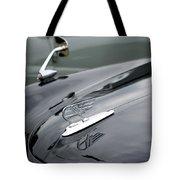 Classic Austin Car Bonnet Badge Tote Bag