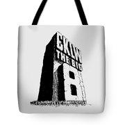Classic Cklw Logo Tote Bag