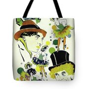 Classic Movie Poster - The Cocoanuts Tote Bag