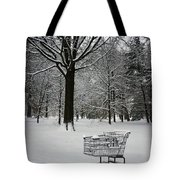 Clean Up On Aisle 4 Tote Bag
