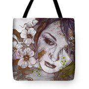 Cleopatra's Sling - Sunset Tote Bag