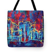 Cleveland Jazz Tote Bag