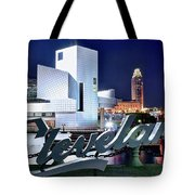 Cleveland Ohio 2019 Tote Bag