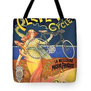Clever Cycles Tote Bag