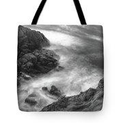 Cliffs Down Under Tote Bag