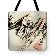 Clinical Tooth Care Tote Bag