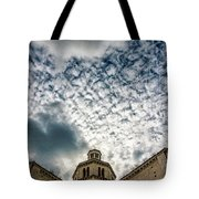 Cloud Or Two Tote Bag