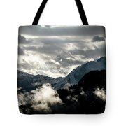 Clouds Above All Tote Bag