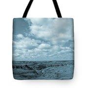 Cloudy Prairie Reverie Tote Bag