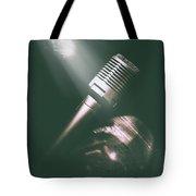 Club Karaoke Tote Bag