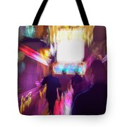 Clubbing On Arcturus Iv Tote Bag