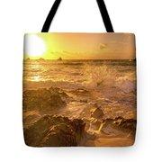 Coastal Sunrise Spectacular  Tote Bag
