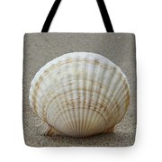 Cockle Shell 2015c Tote Bag