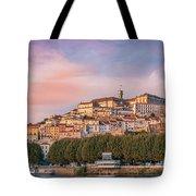 Coimbra's Skyline Tote Bag