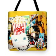 Collectible Corner Tote Bag