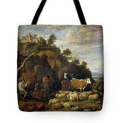 Coloquio Pastoril   Tote Bag