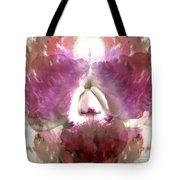 Color Hybrid Orchid Tote Bag
