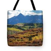 Colorado Color Bonanza Tote Bag