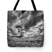 Colorado Sun Rays II Tote Bag