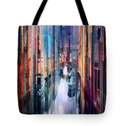 Colorful Canal Tote Bag