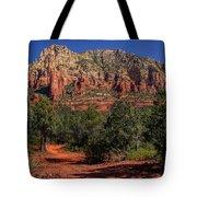 Colorful Mormon Canyon Tote Bag by Andy Konieczny