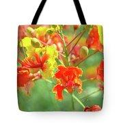 Colorful Morning Tote Bag