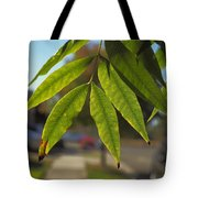 Colors Of The Neighborhood 15 Tote Bag