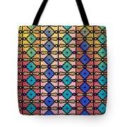 Coloured Glass Window Tote Bag