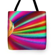 Come Fly With Me - Painting Tote Bag by Ericamaxine Price