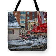 Comming Home 0 #i3 Tote Bag by Leif Sohlman