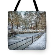 Comming Home 4 #i3 Tote Bag by Leif Sohlman