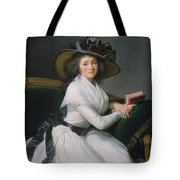 Comtesse De La Chatre Later Marquise De Jaucourt  Tote Bag