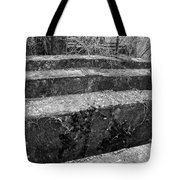 Concrete Forest Tote Bag