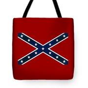 Confederate Stars And Bars T-shirt Tote Bag