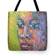 Contemplation Tote Bag