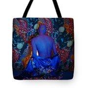 Contemporary Deva Tote Bag