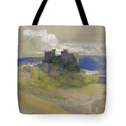 Conway Castle - Digital Remastered Edition Tote Bag